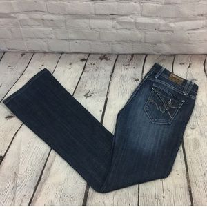 Anoname Cult of Individuality Flare Jeans